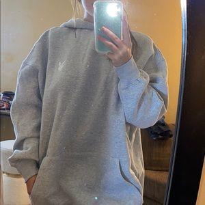 Playboy hoodie dress.